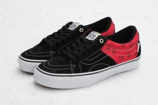 Spitfire x Vans AV Native American Low