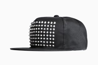 Stampd' The Silver Studded Snapback Hat