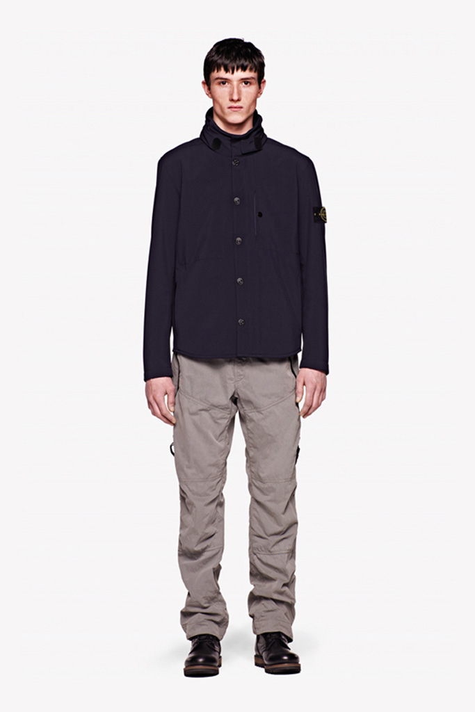 Stone Island 2012 Fall/Winter Lookbook