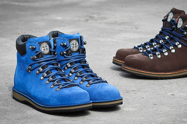 Stone Island x Diemme 2012 Fall/Winter Boots