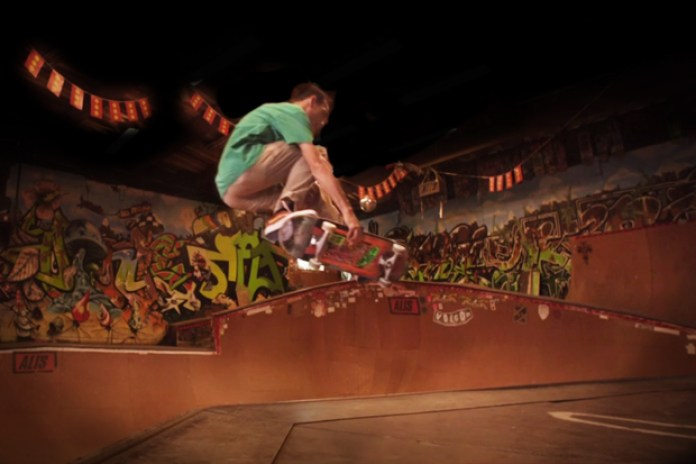 Streetmachine x Vans Syndicate Old Skool Wonderland Video Featuring Nicky Guerrero