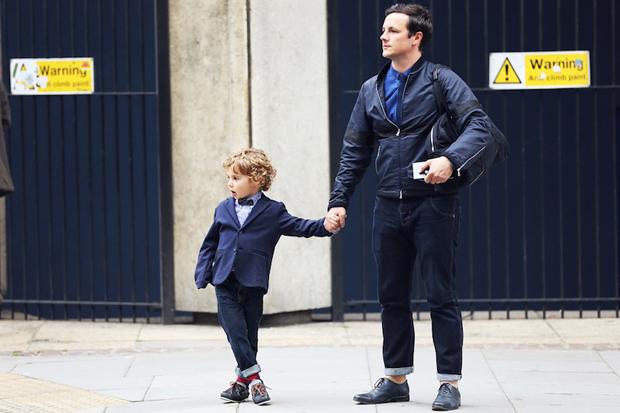 STREETFSN: London Street Style for GRAZIA.IT