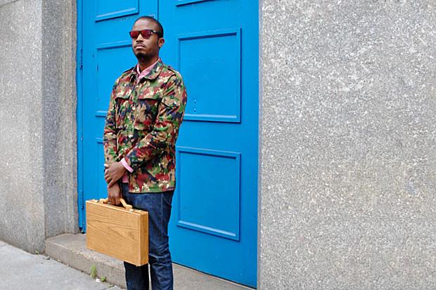 Streetsnaps: Salehe Bembury