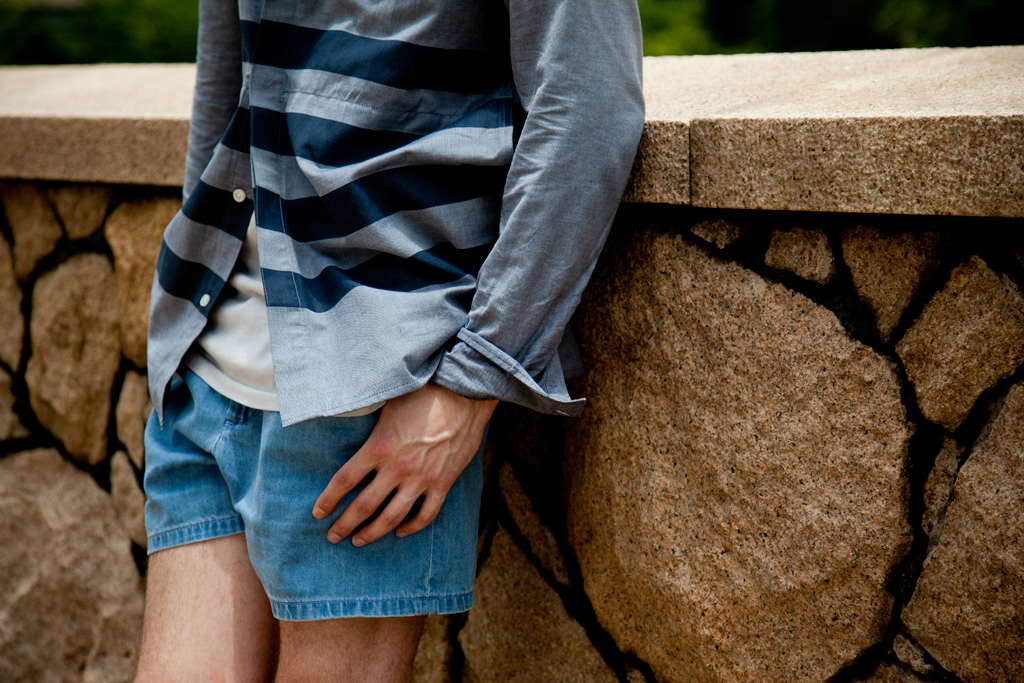 Streetsnaps: Summer Layers
