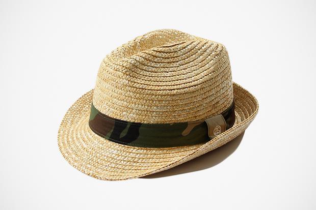 Stussy 2012 Spring/Summer Granada Straw Hat