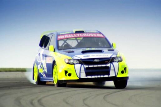 Subaru PUMA Rallycross Team Unveiling