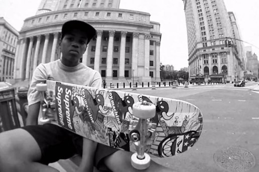 "Supreme ""buddy"" Video featuring Jason Dill & Tyshawn Jones"