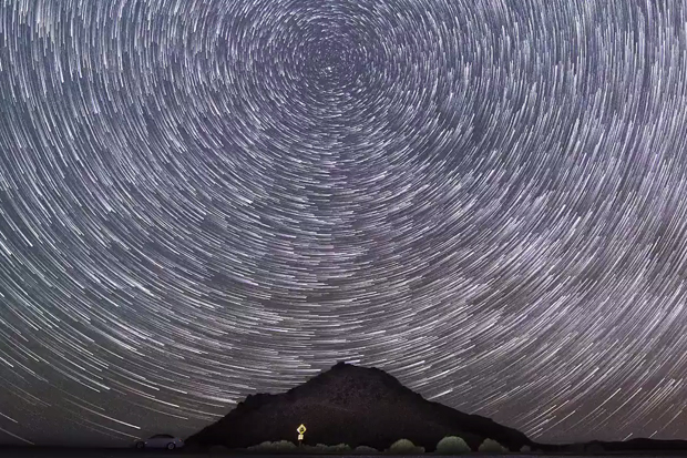 T-RECS: Beautiful Night Skies USA Visit Video