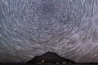 T-RECS: Beautiful Night Skies USA Visit Video