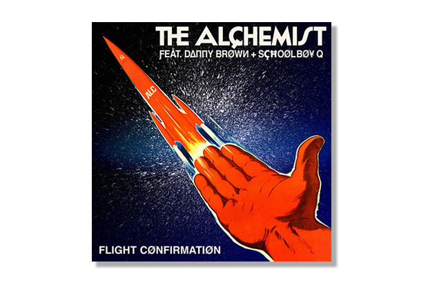 The Alchemist featuring Danny Brown & ScHoolboy Q - Flight Confirmation