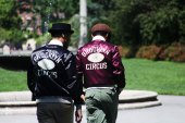 The Brooklyn Circus Special Edition Satin Training Jacket