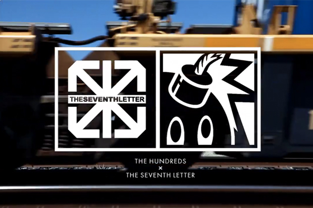 The Hundreds x The Seventh Letter: RIME Video