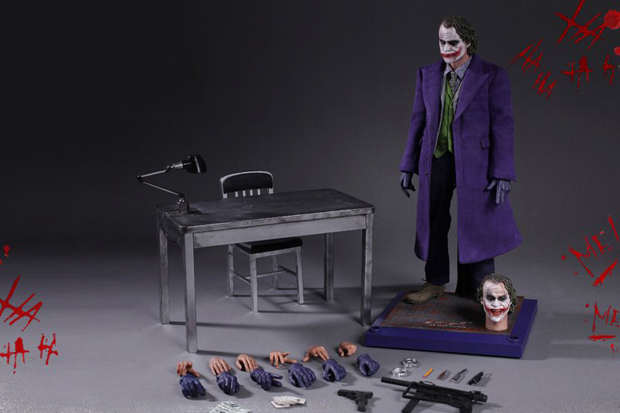 The Joker 2.0 by Hot Toys