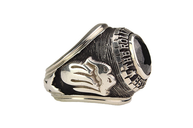 The Rolling Stones 50th Anniversary College Ring