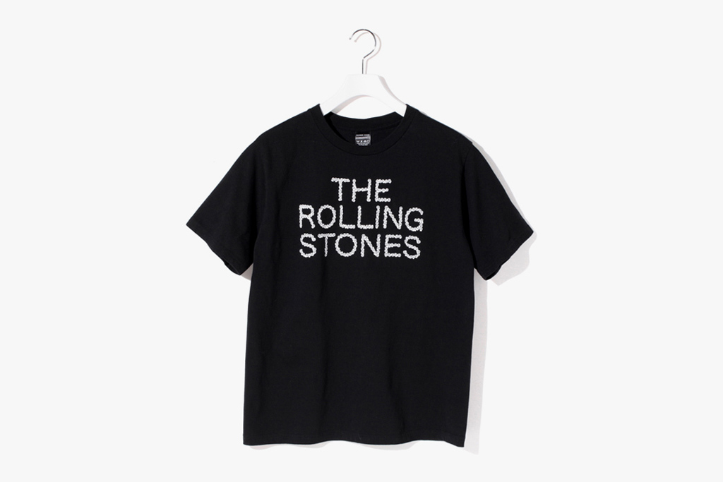 the rolling stones x number nine 50th anniversary collection