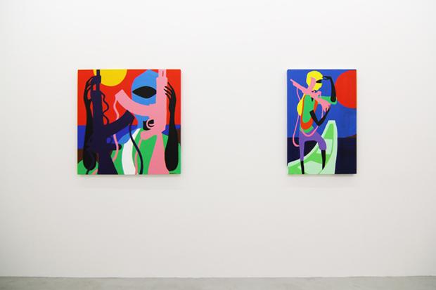 "Todd James ""Yield to Temptation"" Exhibition Recap @ NANZUKA Gallery"