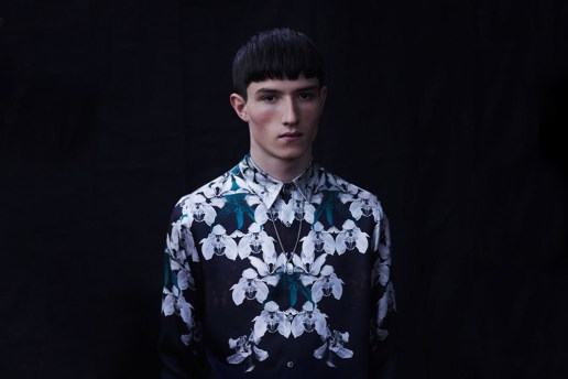 TOPMAN 2012 Fall/Winter Lookbook