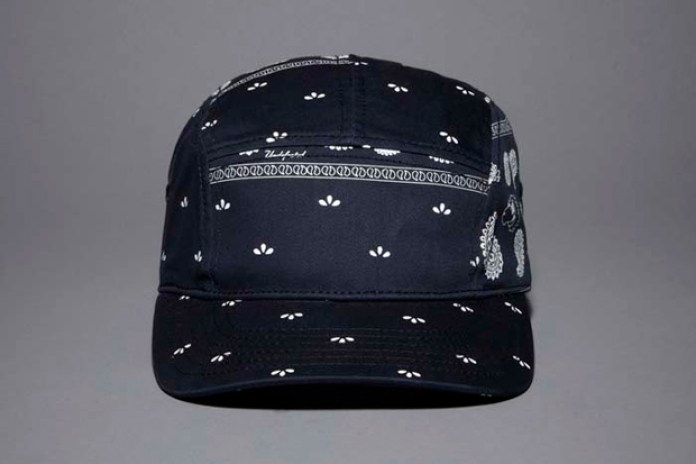 Undefeated 2012 Summer Paisley Camp Cap