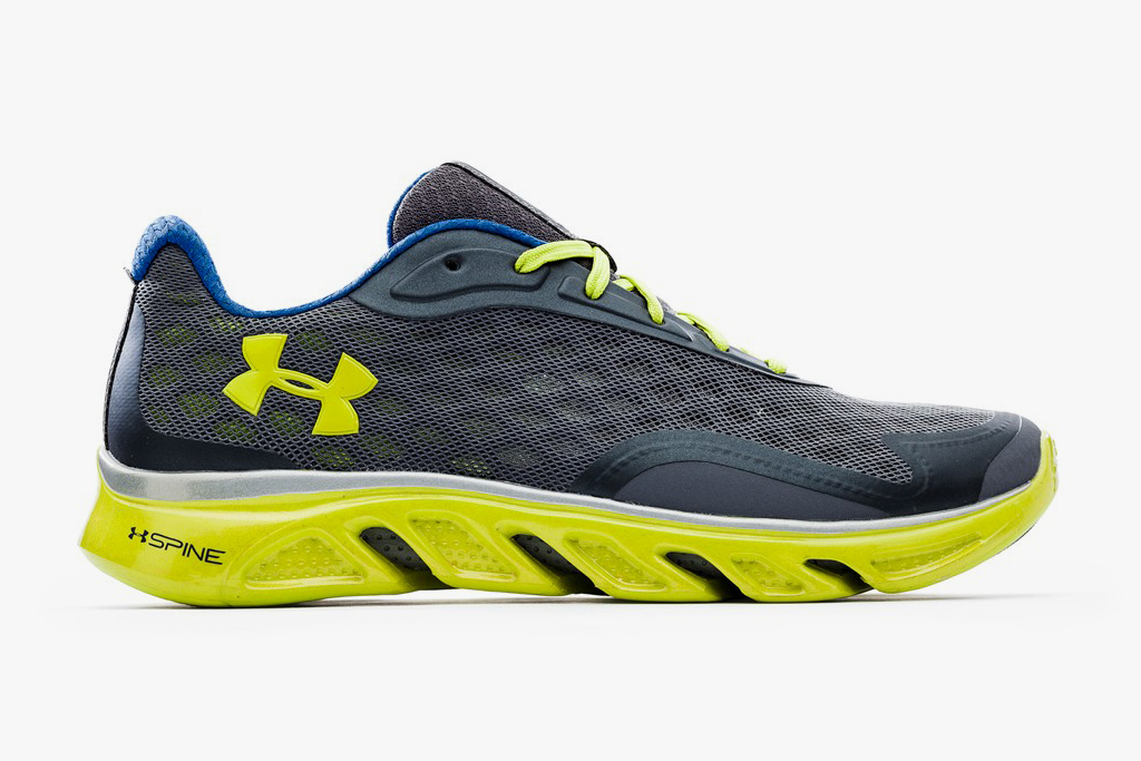 under armour introduces new performance style sneaker