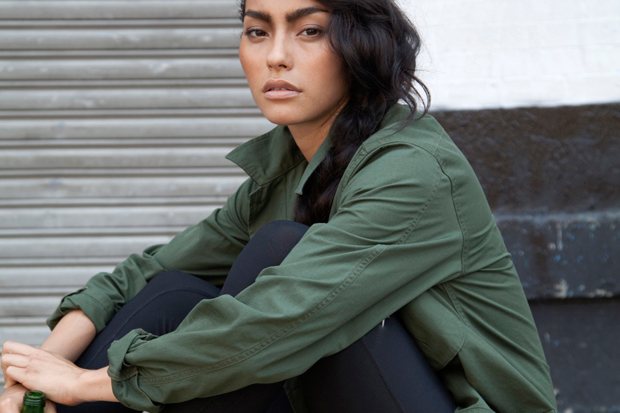 unis 2012 spring summer charlie jacket featuring adrianne ho