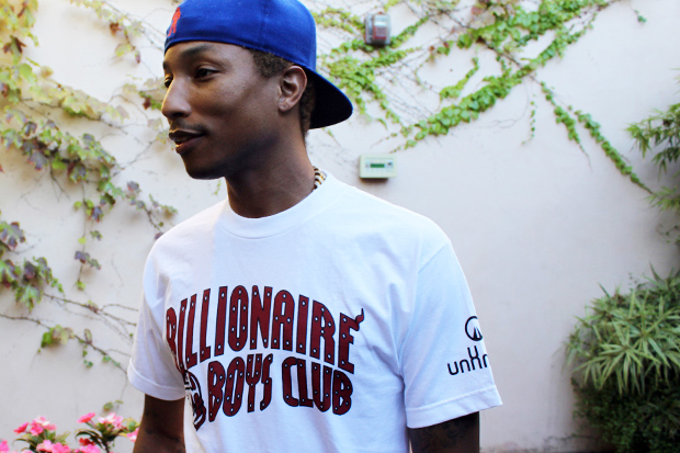 unknwn x billionaire boys club 2012 championship white t shirt
