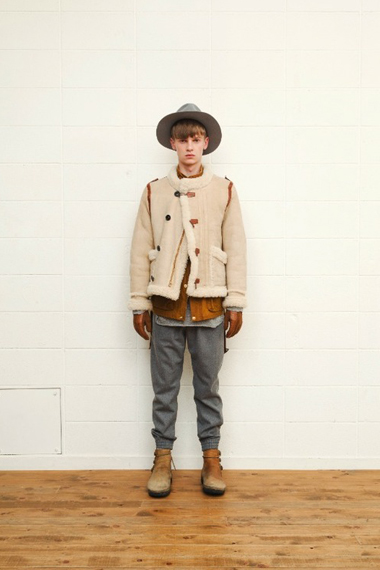 unused 2012 fallwinter collection