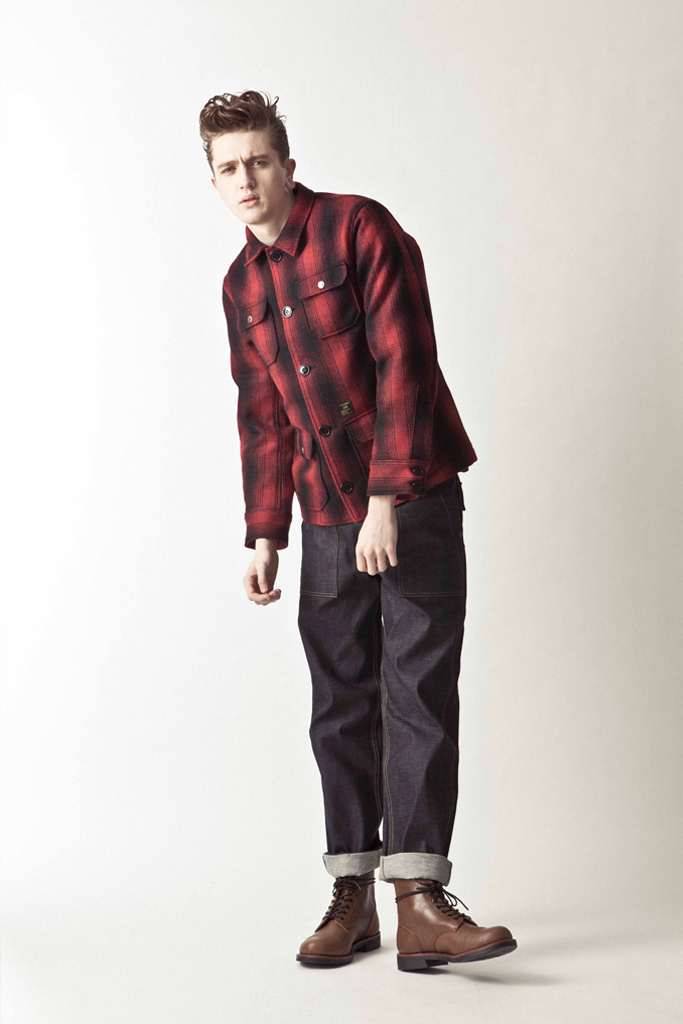 ursus bape 2012 fall winter lookbook