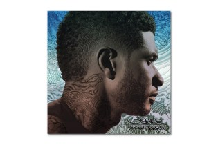 Usher featuring A$AP Rocky - Hot Thing