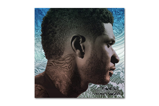 Usher featuring Pharrell Williams - Twisted (Produced by The Neptunes)