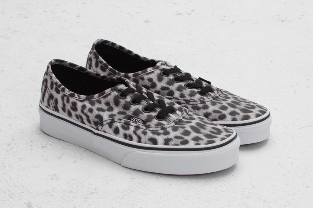 """Vans Authentic """"Leopard"""" Pack"""