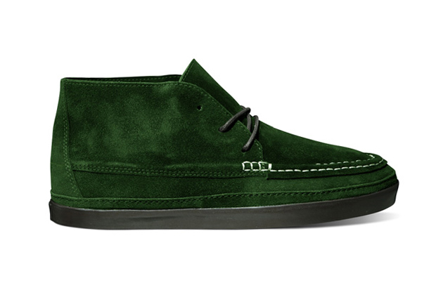 Vans California 2012 Fall/Winter Mesa Moc