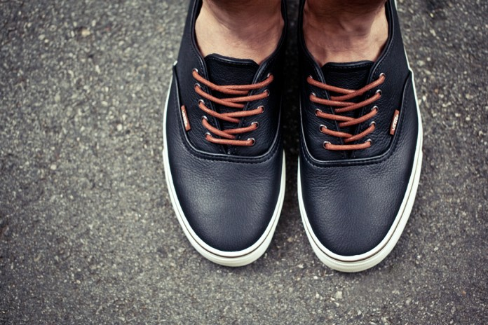 Vans California 2012 Summer Authentic Decon CA Pack