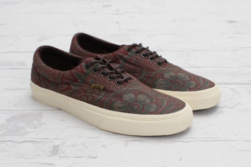 "Vans California ""Washed Paisley"" Era"