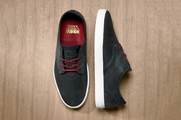 Vans OTW 2012 Fall Ludlow Decon