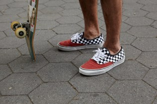 Supreme x Vans 2012 Spring/Summer Authentic