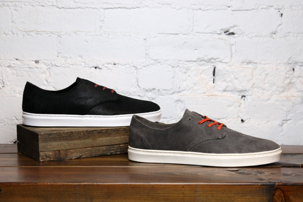 Vans Washed Suede Ludlow Decon
