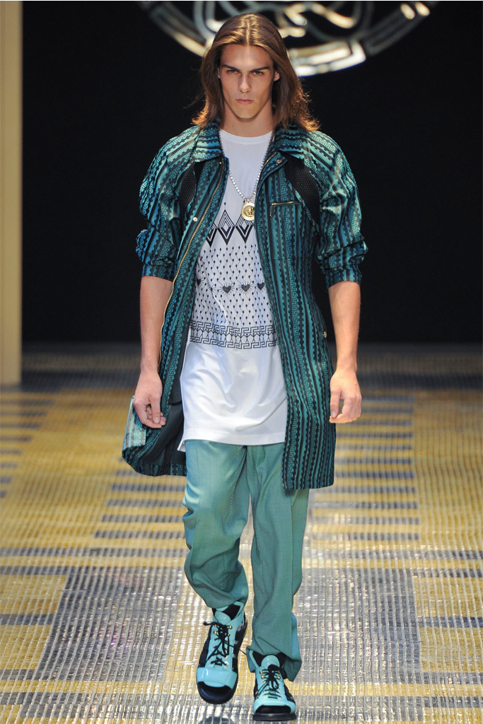 versace 2013 springsummer collection 2