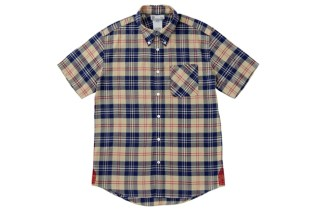visvim 2012 Summer Check Shirt