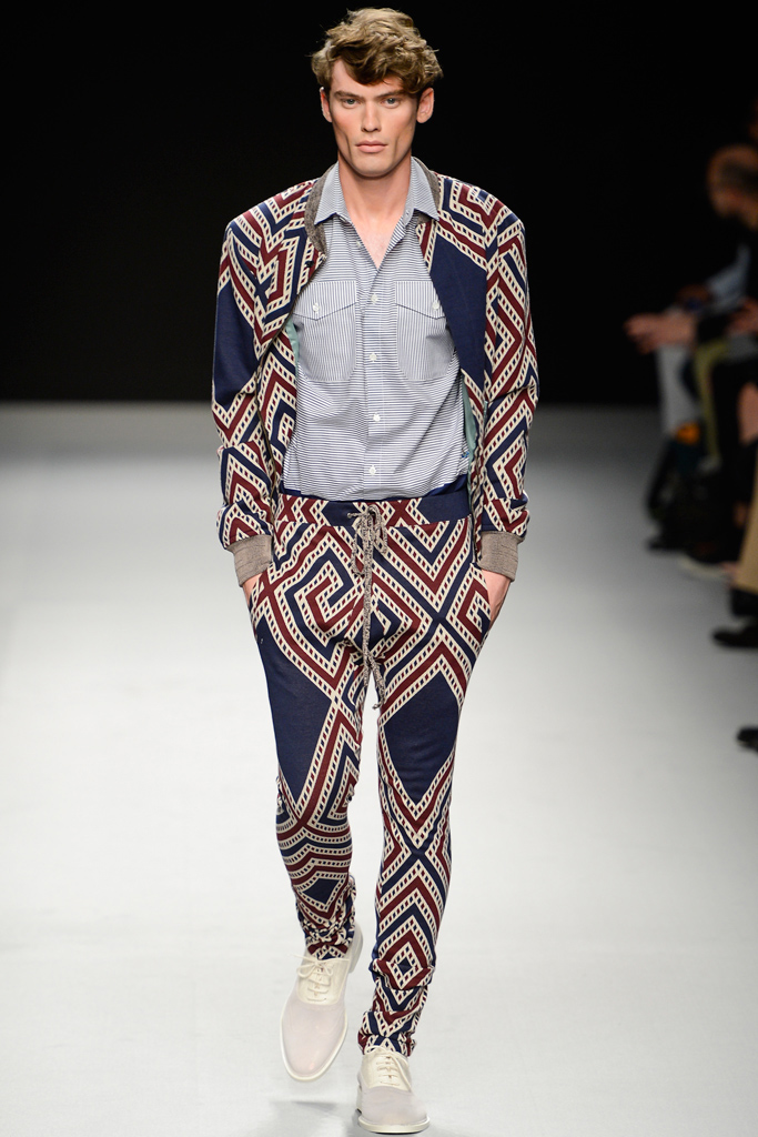Vivienne Westwood 2013 Spring/Summer Collection