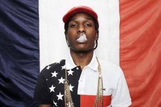 "WAD #53 ""A$APARI$"" Editorial Featuring A$AP Rocky"