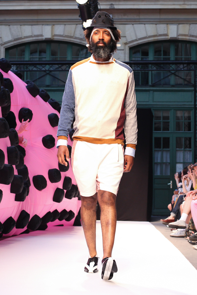 Henrik Vibskov 2013 Spring/Summer Collection