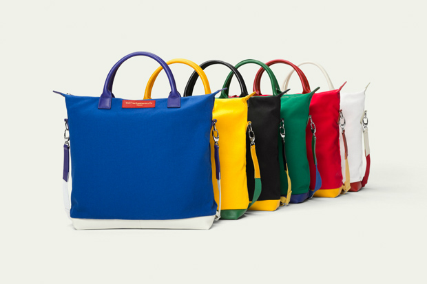 WANT Les Essentiels de la Vie 2012 Olympic Tote Bag Collection