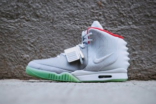 Winner Announced! Win A Pair of the Nike Air Yeezy 2's from HYPEBEAST!