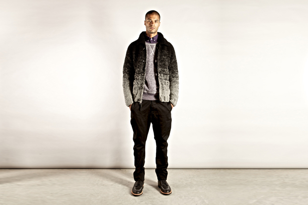wings + horns 2012 Fall/Winter Collection Lookbook