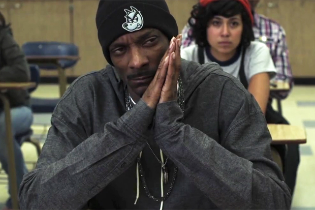 Wiz Khalifa and Snoop Dogg Star in 'Mac & Devin Go to High School'