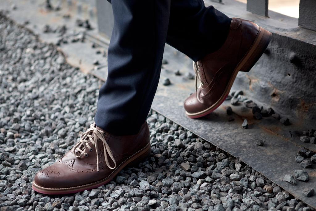 Wolverine 1883 Collection Darin Shoe