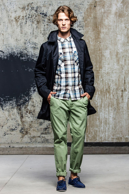 woolrich john rich bros 2013 springsummer collection