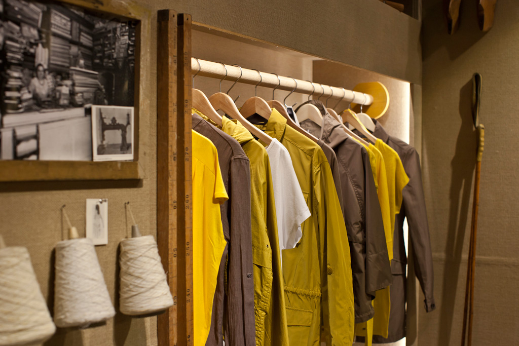 Woolrich London Store Opening