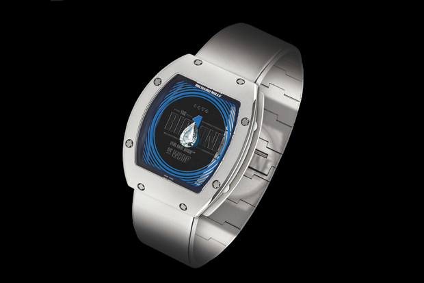 "World Series of Poker 2012 ""Big One for One Drop"" Official Bracelet by Richard Mille"