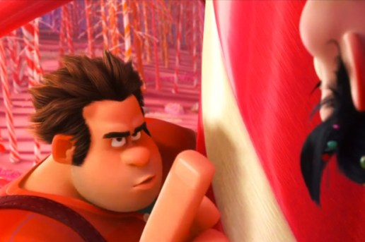 Wreck-It Ralph Joined by Pacman, Super Mario Bros., Street Fighter & Co. in Animated Movie